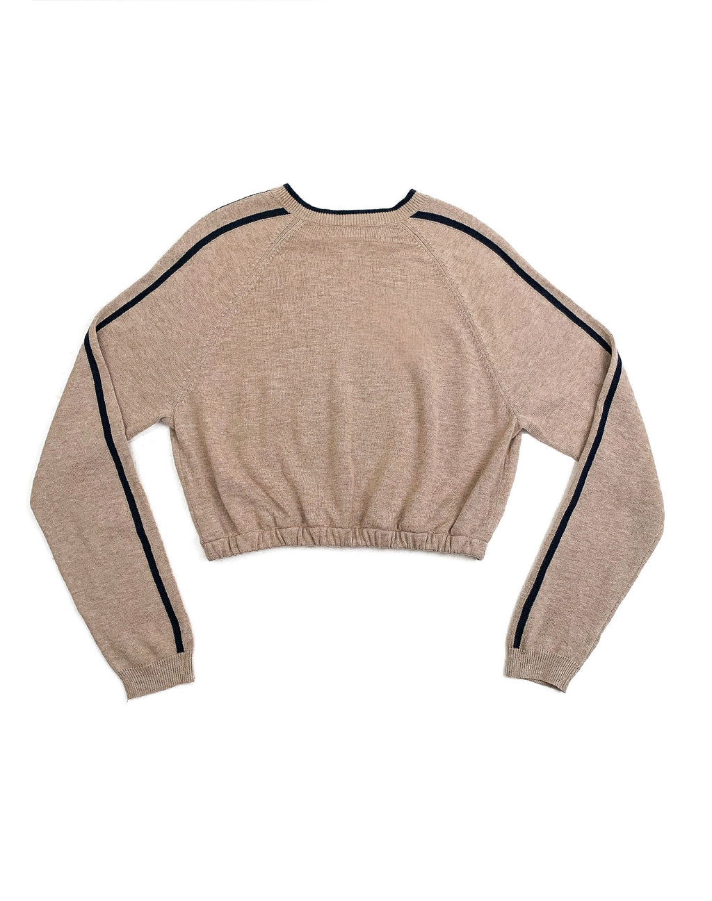 PATAGONIA BEIGE CROP SWEATER