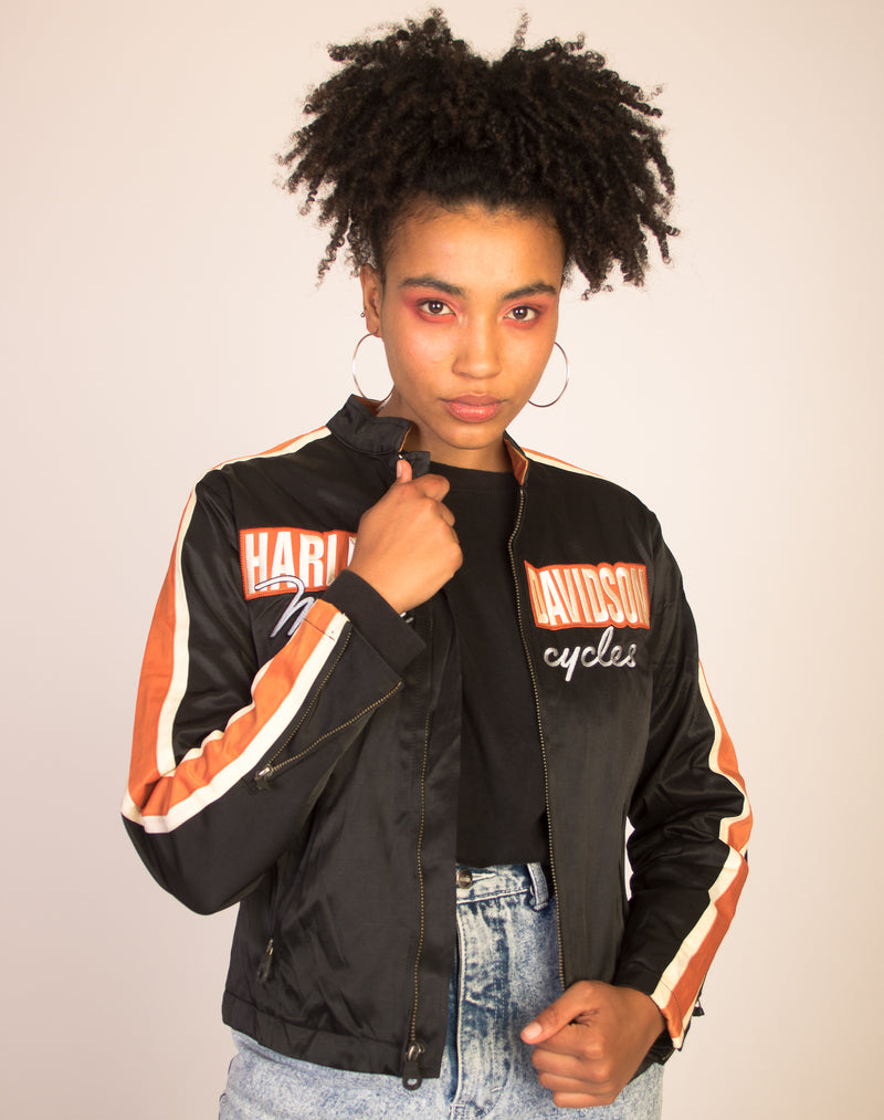 HARLEY DAVIDSON GRAPHIC JACKET