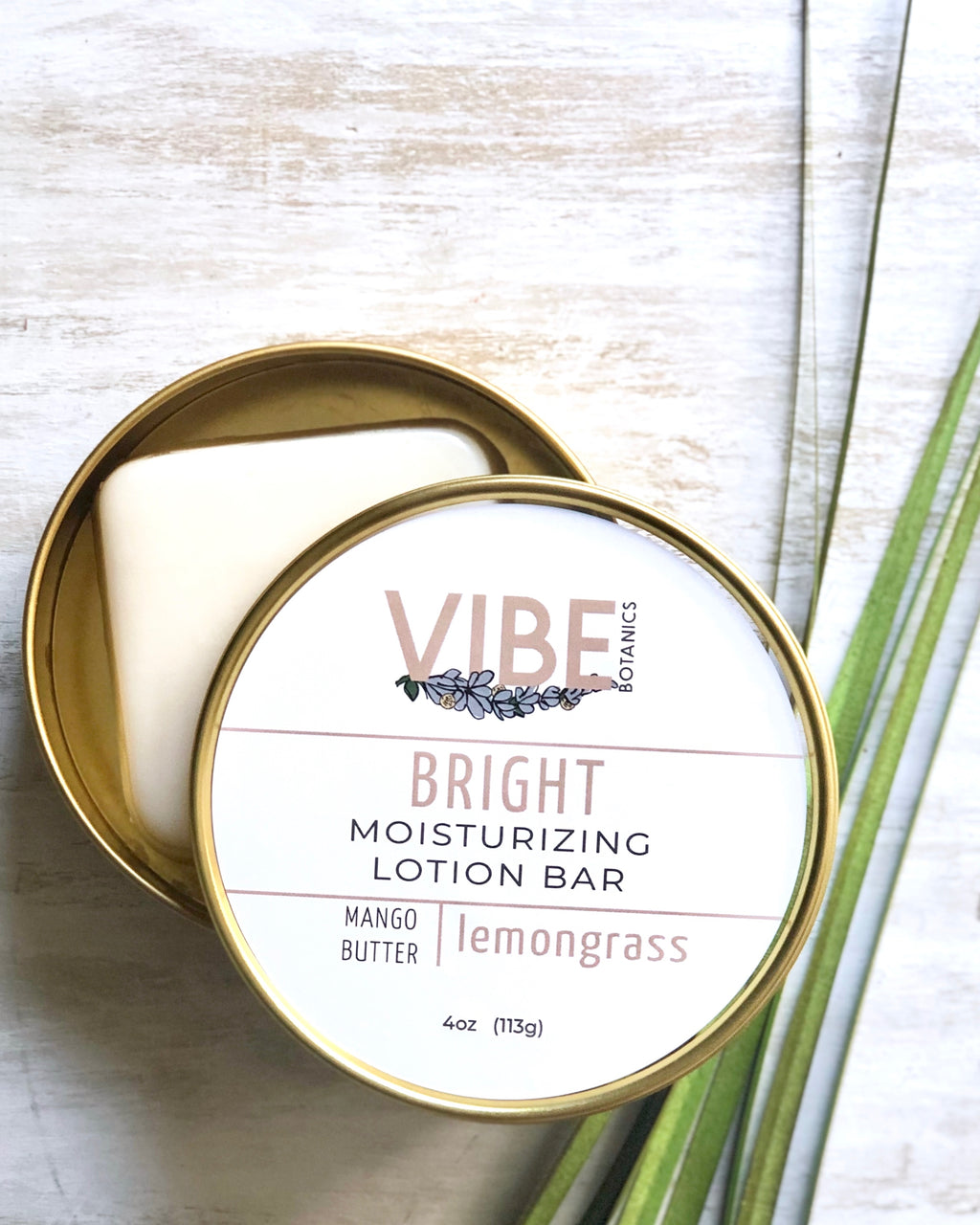 BRIGHT Moisturizing Lotion Bar