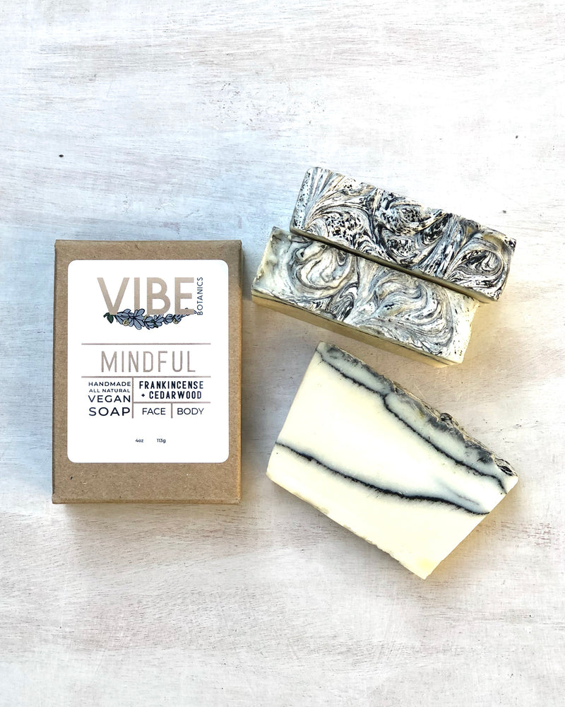 MINDFUL Vegan Cleansing Bar