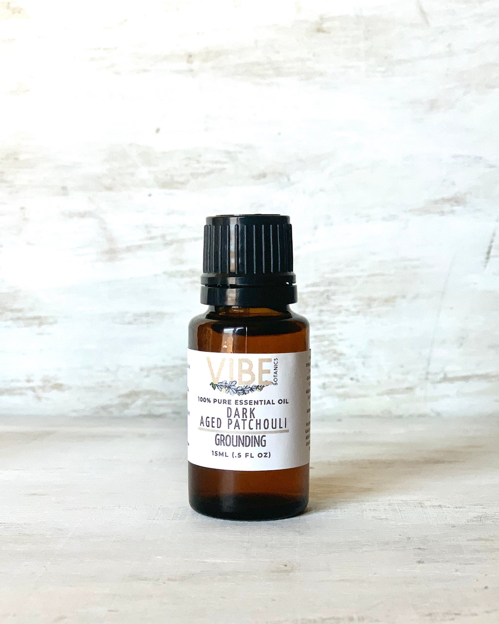 DARK AGED PATCHOULI Essential Oil
