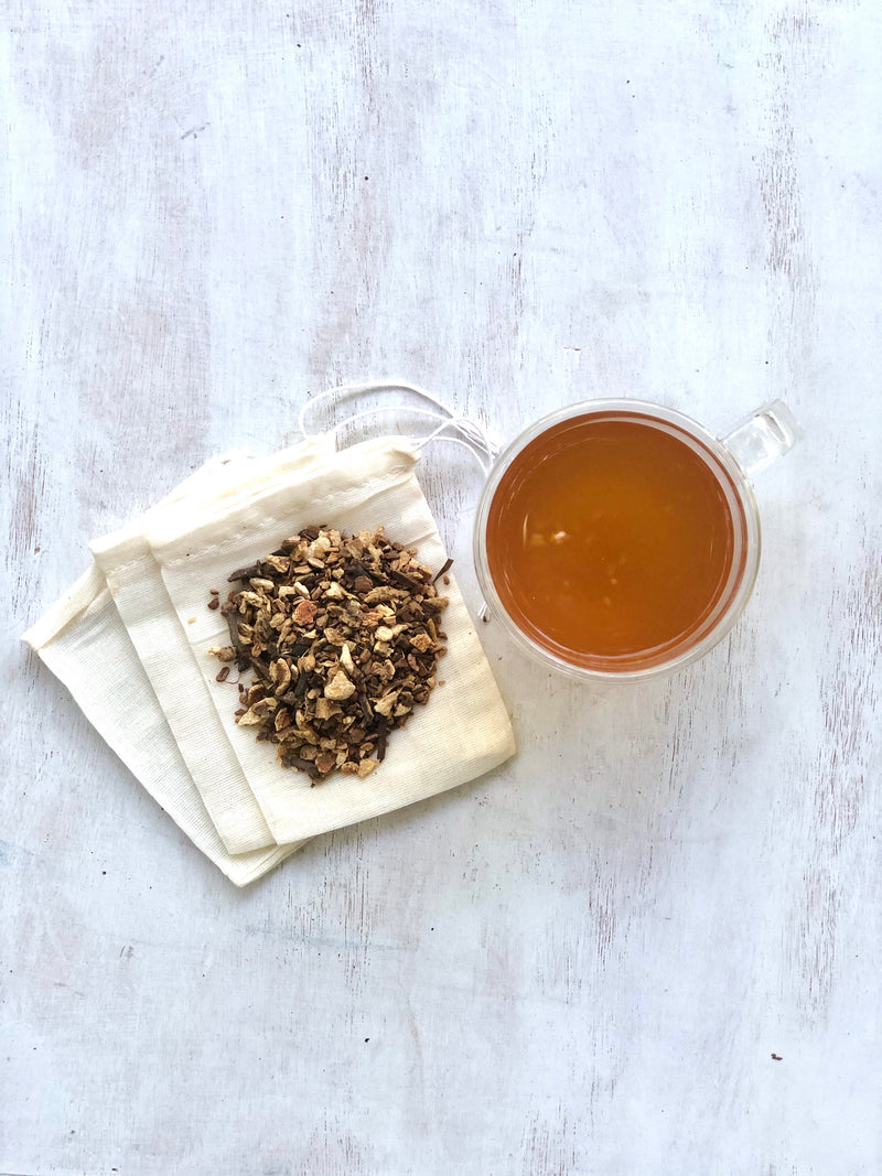 ENERGIZE CHAI Herbal Tea