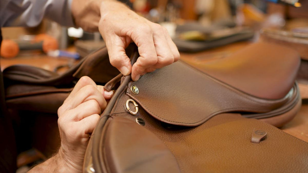 "PBS features Tad Coffin Performance Saddles in ""Made in Virginia"""
