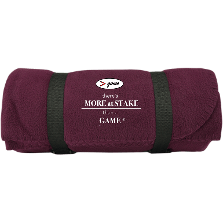 BP10 Port & Co. Fleece Blanket