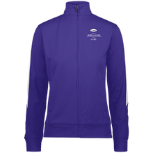 Load image into Gallery viewer, 4397 Augusta Ladies' Performance Colorblock Full Zip