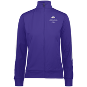 4397 Augusta Ladies' Performance Colorblock Full Zip
