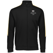 4395 Augusta Performance Colorblock Full Zip