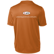 YST350 Sport-Tek Youth Moisture-Wicking T-Shirt