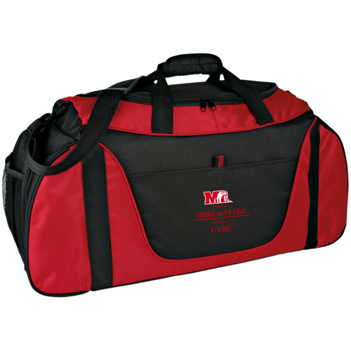 BG1050 Port Authority Medium Color Block Gear Bag