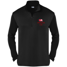Load image into Gallery viewer, ST357 Sport-Tek Competitor 1/4-Zip Pullover.  Click to view in gray, black, or white.