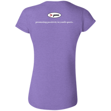 Load image into Gallery viewer, G640L Gildan Softstyle Ladies' T-Shirt