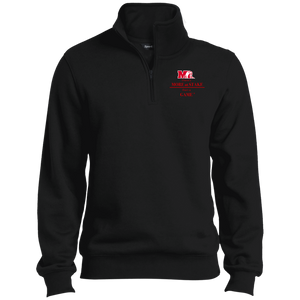 TST253 Sport-Tek Tall 1/4 Zip Sweatshirt