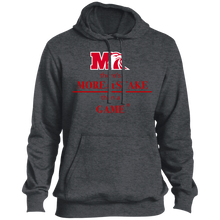 Load image into Gallery viewer, ST254 Sport-Tek Pullover Hoodie.  Click to view in light gray, dark gray, or black.