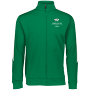 4396 Augusta Youth Performance Colorblock Full Zip