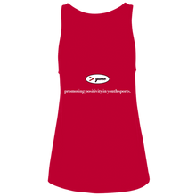 Load image into Gallery viewer, 6488 Bella + Canvas Ladies' Relaxed Jersey Tank