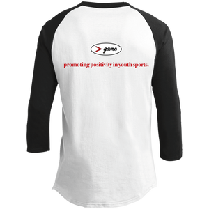 T200 Sport-Tek Sporty T-Shirt.  Click to view color options in gray, black, white, and red.