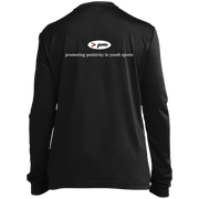 YST350LS Youth Long Sleeve Moisture-Wicking T-Shirt