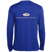 ST350LS Long sleeve Moisture Absorbing T-Shirt