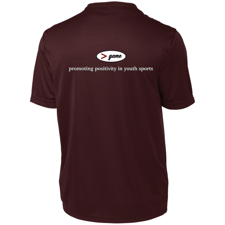 YST350 Youth Moisture-Wicking T-Shirt