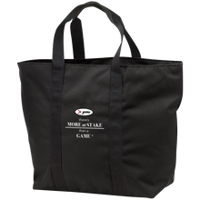 Load image into Gallery viewer, B5000 Port & Co. All Purpose Tote Bag