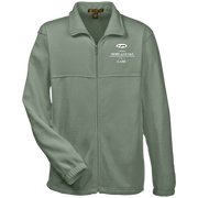 M990T Harriton Tall Men's Full Zip Fleece