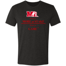 Load image into Gallery viewer, NL6010 Next Level Men's Triblend T-Shirt.  Click to view in gray, black, or white.