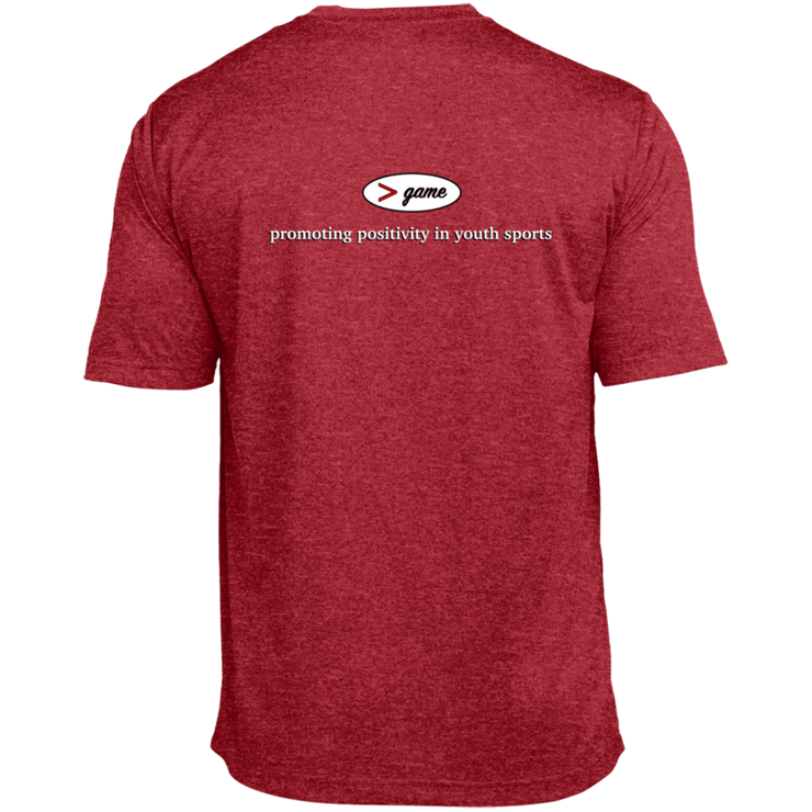 TST360 Tall Heather Dri-Fit Moisture-Wicking T-Shirt