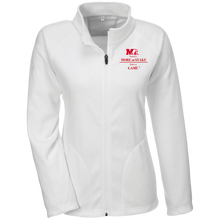 Load image into Gallery viewer, TT90W Team 365 Ladies' Microfleece.  Click to view in white or black.