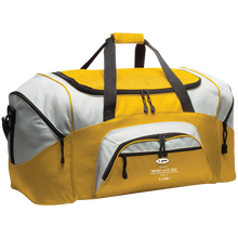 Load image into Gallery viewer, BG99 Port & Co. Colorblock Sport Duffel