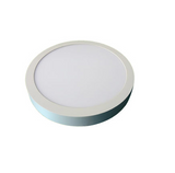 18 Watt Round Surface Led Panel Light (Warm White, Pack of 05)