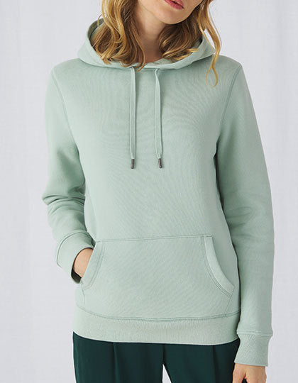 BCWW02Q - QUEEN Hooded Sweat /Women