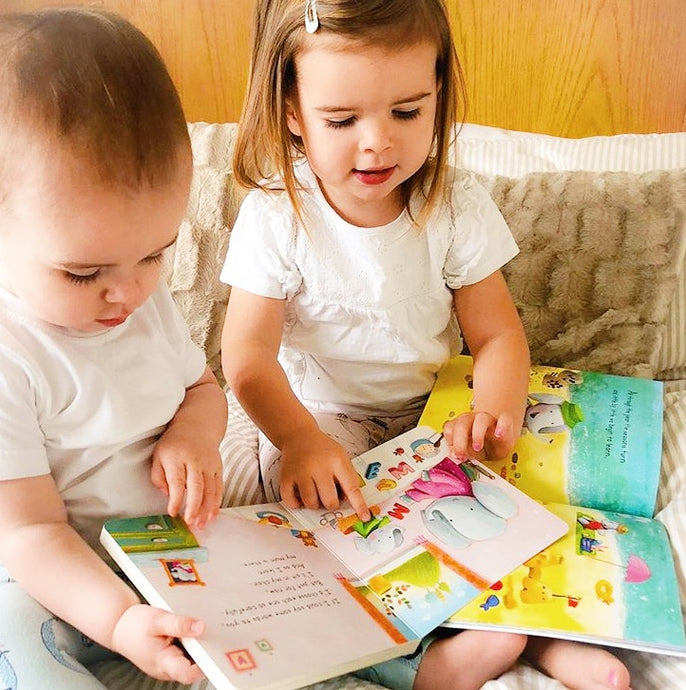 Chat, Play, Read: Simple Tips to Help Your Child