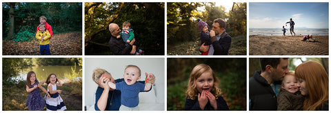 East London Family Photographer