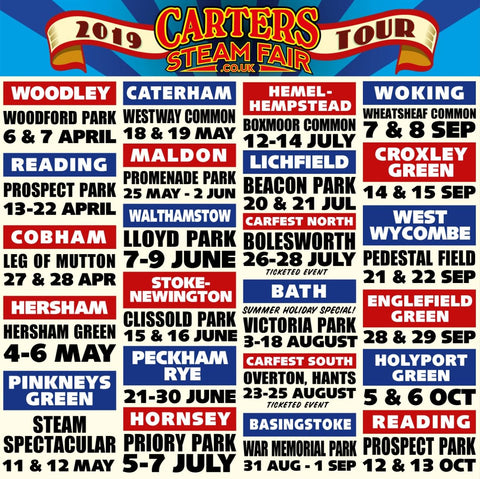 Carter S Steam Fair