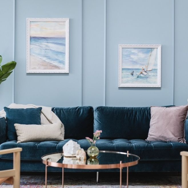 House Beautiful - Meet the New Direct-to-Consumer Company That Makes it Easy to Commission Art