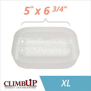 ClimbUp XL Bed bug trap - Bed Bug SOS
