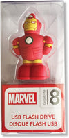 eKids Marvel Iron Man VYU-08IM.FX 8GB USB Drive