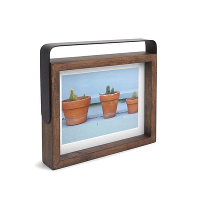 "Umbra Axis Single Photo Display, 5"" x 7"""