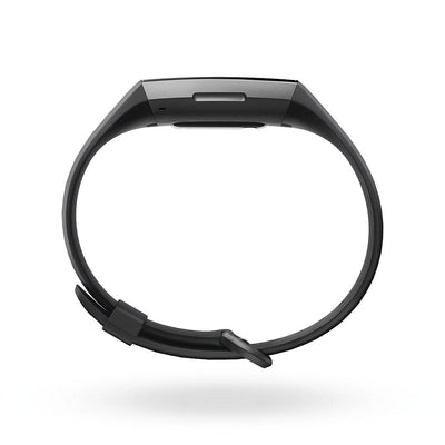 Fitbit Charge 3 FB409GMBK-CALA Fitness Tracker