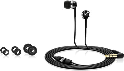 Sennheiser CX 1.00 Black In-Ear Canal Headphone