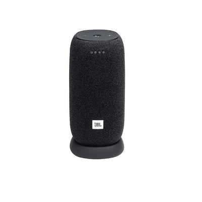 JBL Link Portable Black Smart Speaker