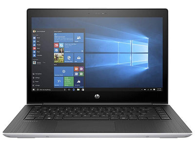 "HP ProBook 440 G5 17.3"" Laptop Silver"