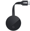 Google Chromecast Ultra GA3A00410A03 4K TV Streaming Black