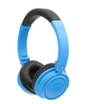 Wicked Audio Endo On-Ear Bluetooth Headphones Blue