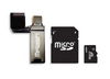 MFlash MFMSI064421---R 64GB microSD 4-in-1 Mobile Kit