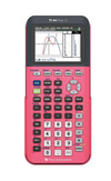 Texas Instruments TI-84 Plus CE Graphing Calculator Coral