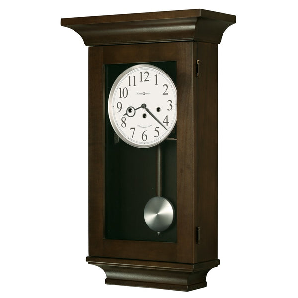 Howard Miller Gerrit II Keywound Wall Clock 620510
