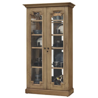 "Howard Miller Chasman II 80"" Display Cabinet"