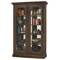 "Howard Miller Desmond III 80"" Display Cabinet"
