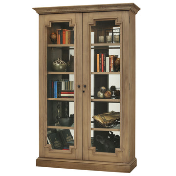 "Howard Miller Desmond IV 80"" Display Cabinet"